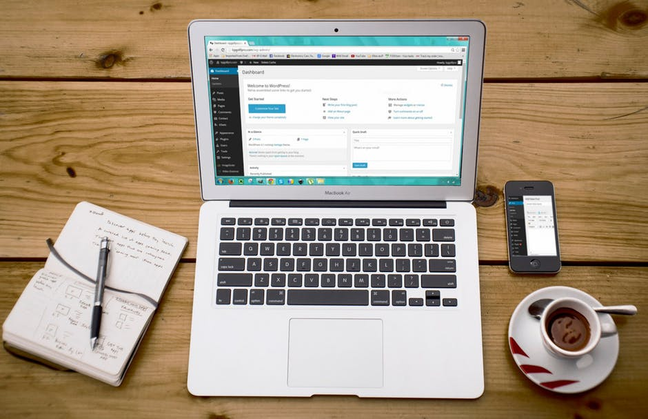 WordPress template sites